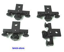 LEGO® EISENBAHN Waggon Puffer/4 Stück (3677,7838,7839,7898,10219,60051,60052)