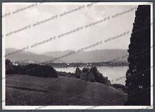 VARESE TRAVEDONA MONATE 04 LAGO Cartolina FOTOGRAFICA viaggiata 1953