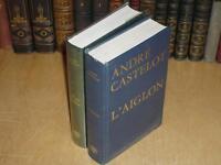 [SKYVERTEX PERRIN] CASTELOT (A.)  L'AIGLON / DE L'HISTOIRE ...HISTOIRE 2 volumes