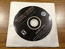 ** Medal of Honor Pacific Assault Demo Disc (PC, 2004) ** New!