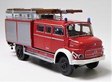 H0 BREKINA Mercedes Benz MB LAF 1113 LF 16 Jalousieverschlüsse u. Haspel # 47131