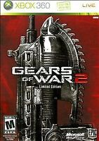 Gears of War 2 -- Limited Edition (Microsoft Xbox 360, 2008)