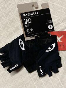 * Giro jag cycling gloves black small 7
