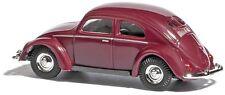 BUSCH 42710 HO (1/87): VW Käfer mit Brezelfenster 1951, rood
