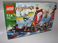 LEGO® Castle 7048 Troll-Schiff NEU OVP_ Troll Warship NEW MISB NRFB