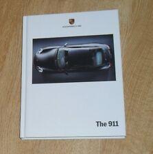 Porsche 911 996 Hardback Brochure 2000 Carrera & Carrera 4 Coupe Cabriolet Gen 1