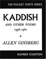 Kaddish and Other Poems: 1958-1960 [City Lights Pocket Poets Series] [ Ginsberg,