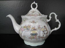ROYAL DOULTON BRAMBLY HEDGE LARGE TEAPOT FULL SIZE 1st QUA TEA PARTY CHINA BOXED