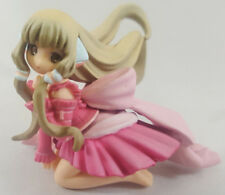 Pretty Pink Dress White Chii Figure Clamp Chi Chobits Authentic Gashapon Kaiyodo