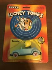Looney Tunes Ertl Tweety Bird Diecast VW Volkswagen MOC 1989 Warner Bros #2703