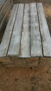 RECLAIMED Timber, White Wash, Grey, Brown,3m,4m,5m Long. Best 4 Cladding Walls!