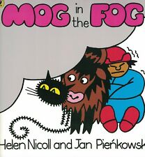 YOUNG CHILDREN'S MEG AND MOG PICTURE STORY BOOK: MOG IN THE FOG