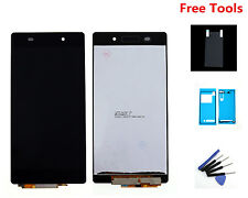 LCD Display Touch Screen Digitizer Assembly Fr Sony Xperia Z2 D6502 D6503 Black