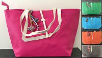 Designer Womens Leather Style Tote Shoulder Bag Handbag Ladies Purse Flower Zip