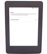 Amazon Kindle Paperwhite, 3rd Gen, Wi-Fi, Black *46-6B, 8-4E