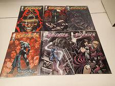 SIDEKICK lot of 6 issues #2-4, 8-10 Image Comics 2013 VF Straczynski