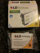 3 Pack LD Remanufactured Ink  Cartridge For LD-T200XL420 (high Yield YELLOW)