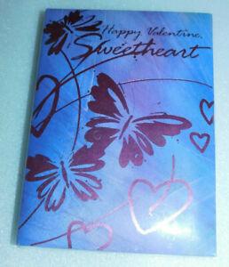 Milestones My Valentine Fragrance Men Women Holiday Card Gift Perfume Sweetheart