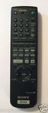 SONY RMT-D129A TV DVD Remote Control, for DVDNS700P DVPN325 DVPNS325 DVPNS7 More