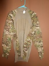 LARGE PRE-OWNED  MASSIF  Army Combat Shirt  Multicam  CL105