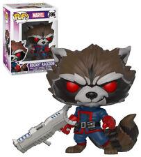 Funko POP! Marvel #396 Rocket Raccoon (Classic) - New, Mint Condition