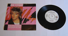 "Rod Stewart What Am I Gonna Do 7"" Single Big A A1U B1U Pressing - EX"