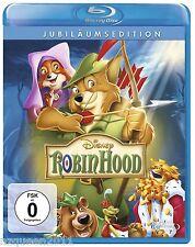 Disney Robin Hood (Jubiläumsedition) [Blu-ray]Lang lebe Robin Hood!* NEU & OVP *