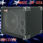 1X12 Bass Guitar Speaker Cabinet 350W 8 Ohms Black Carpet 440LIVE BG1X12S 400