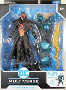 DC Multiverse ~ 7-INCH BATMAN WHO LAUGHS (SKY TYRANT) FIGURE ~ McFarlane Toys