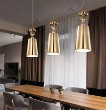 New Modern Pendant Light Metal Fabric Lamp Study Bedroom Living Dinning Room