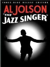 Jazz Singer 80th Anniversary Deluxe E 0012569798892 With Al Jolson DVD Region 1
