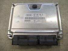 MOTORE dispositivo di controllo Audi a6 4b ALLROAD CENTRALINA MOTORE AKE 4z7907401b