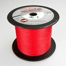 (0,10€/m) Berkley Nanofil Red Angelschnur Wunschlänge ab 50m von der Großspule