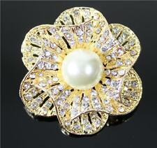 Markenlose Modeschmuck-Broschen & -Anstecknadeln mit Diamant