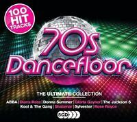 Ultimate 70s Dancefloor [CD]