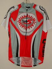Canari Mens S/S 1/2 Zip San Diego Sub 5 Cycling Bike Jersey Nwot-Medium - Large