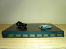Cisco Catalyst WS-C3508G-XL-EN GIGABIT 8x Port GBIC Switch 3508G 3508