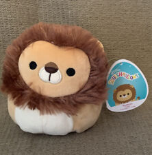 Squishmallows 5 Inches RAMON the Lion Soft Plush NWT 2021 RARE