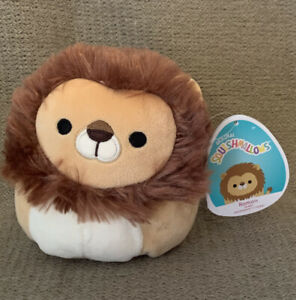 Squishmallows 5 Inches RAMON the Lion Soft Plush NWT 2021 RARE