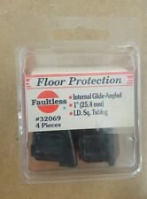 Faultless Floor Protection 32069 Internal Glide Angled 1 Inch - 4 pieces