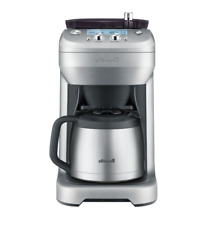 Breville  Grind Control 12 Cup Coffee Maker Stainless Steel NEW MSRP$429.99