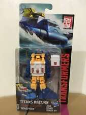 TRANSFORMERS HASBRO LEGENDS CLASS TITANS RETURN SEASPRAY MISB (A)