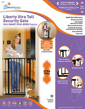 Dreambaby Liberty tall with stay open feature child toddler kid safety black
