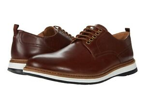 Men's Shoes Clarks CHANTRY WALK Casual Lace Up Oxfords 55070 DARK TAN LEATHER