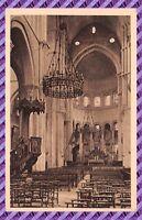 Carte Postale - PARAY-le-MONIAL - intérieur de la basilique