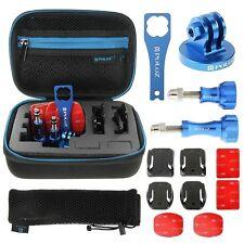 PULUZ 13in1 Metal Accessories Combo Kit W EVA Case For GoPro HERO 4 3 / 3 2 1