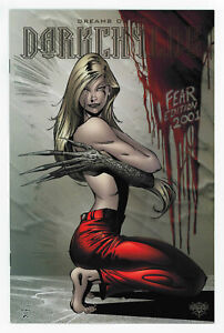 DREAMS OF THE DARKCHYLDE 9.4 HIGHER GRADE FEAR EDITION WHITE PGS 2001