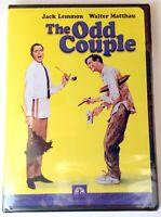 The Odd Couple (DVD,2000,Widescreen) Jack Lemmon, Walter Matthau.FACTORY SEALED!