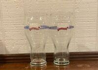 Samuel AdamsBoston Lager 22oz Sensory Beer Glasses 2x