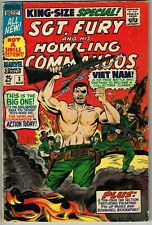 Sgt. Fury Annual #3 (1963) - 3.5 VG- *Viet-Nam: The Valor and the Victory*